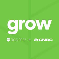 Grow from Acorns and CNBC